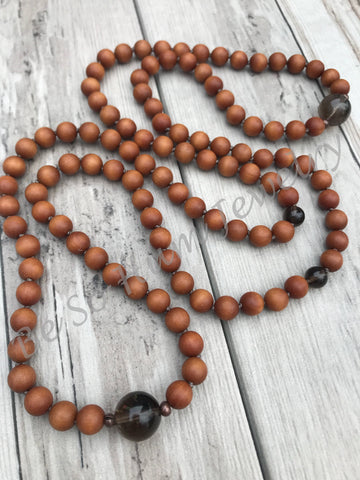Grounded Energy Infinity Mala