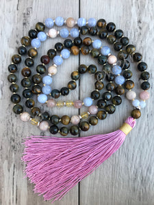Cherished Moments Mala Necklace