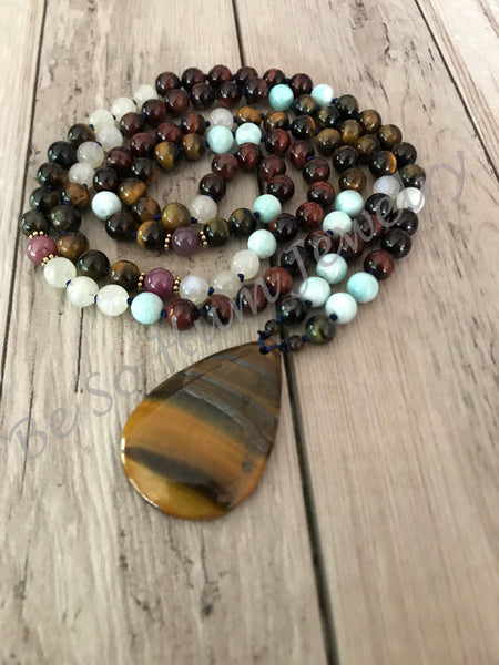 Guided Light Mala