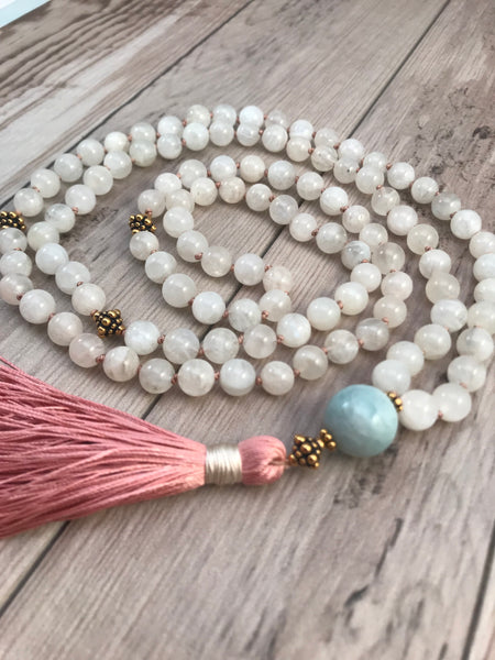 Divine Goddess Mala Necklace