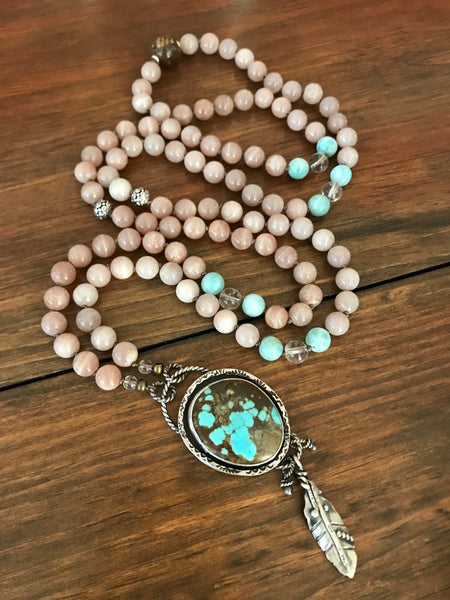 Sweet Dreams Mala Necklace