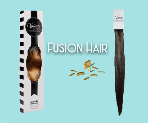 best fusion hair extensions online