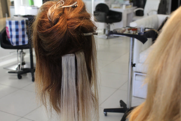 Hair Extensions Master Class