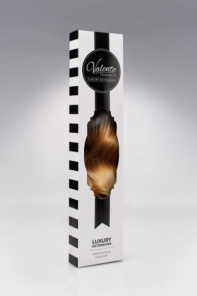 "Valente Hand Tied Weft 16"" Extensions"