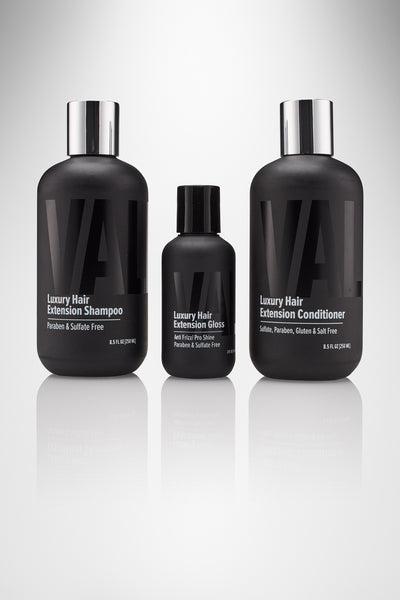 Valente Hair Care Trio