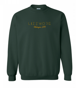 The Tia Sweatshirt (Hunter Green)