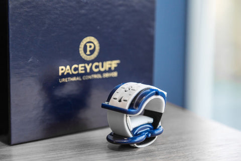 Purchase the Pacey Cuff™ at Paceycuff.com