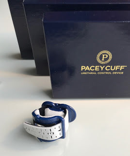 Pacey MedTech's Continence Cuff for Male Urinary Incontinence