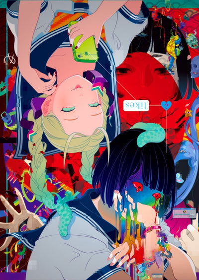 "MITSUME's ""LIKES"": A Japanese Artist Explores the Age of Social Media"