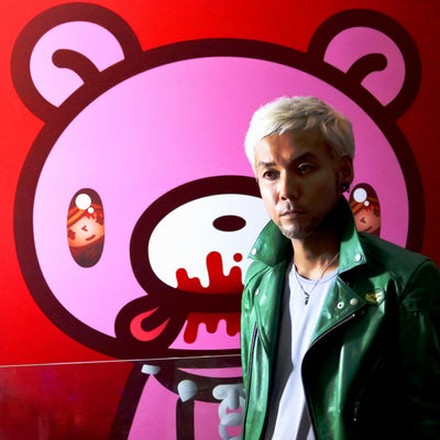 WILD THING!  An interview with Mori Chack, creator of GLOOMY BEAR