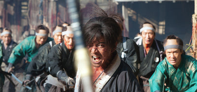 "INTERVIEW: Takashi Miike on ""Blade of the Immortal"" and Making 100 Films"