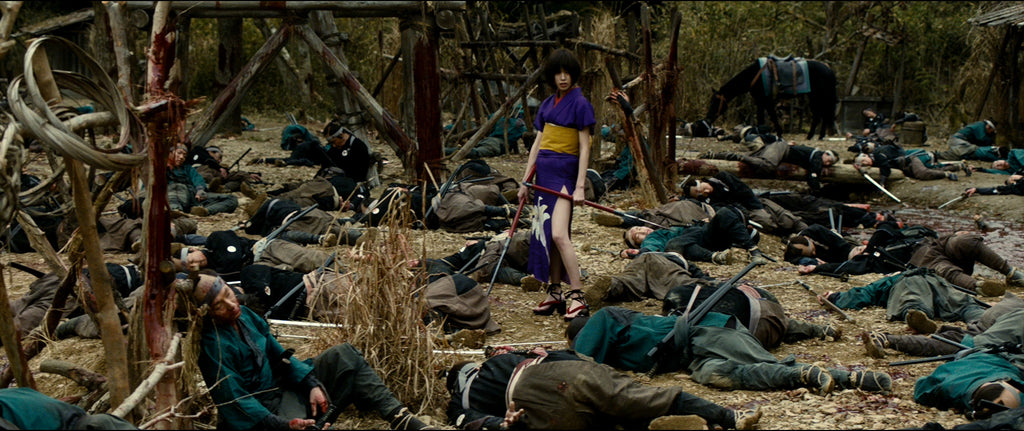 Blade of the Immortal 100 killing