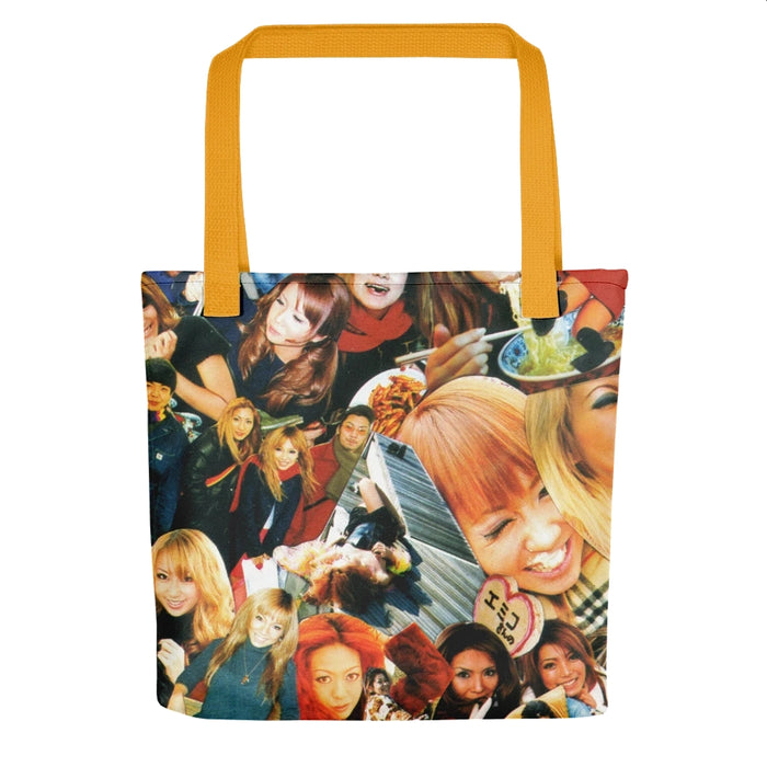 Gyaru Inferno Tote bag