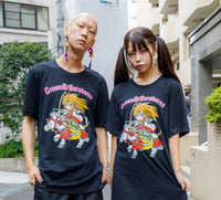"""Crown of Ouroboros"" SD Version Unisex T-shirt by Terumi Nishii"