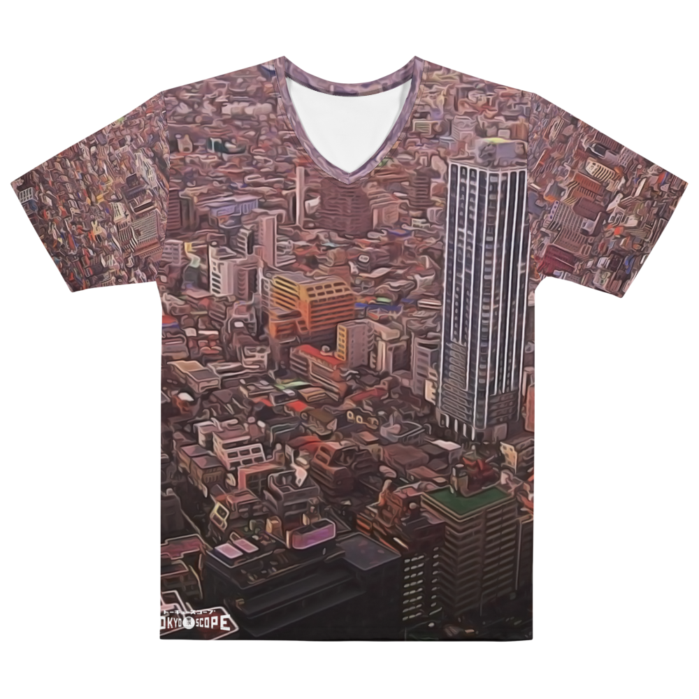 "TokyoScope CITY ""Landscape"" Full Print Unisex T-Shirt"