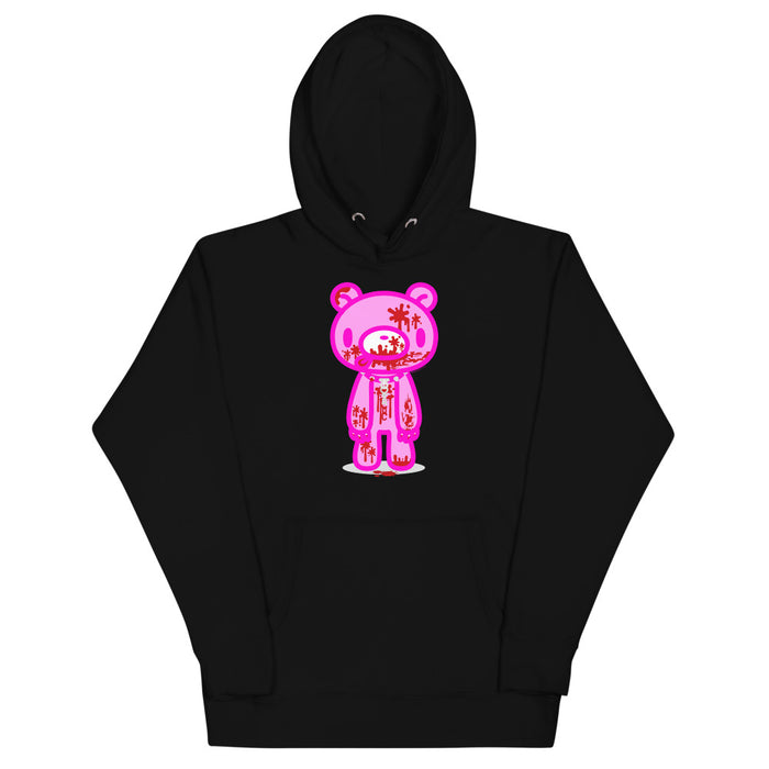 "GLOOMY BEAR Official ""Full Bloody"" Unisex Hoodie by Mori Chack"