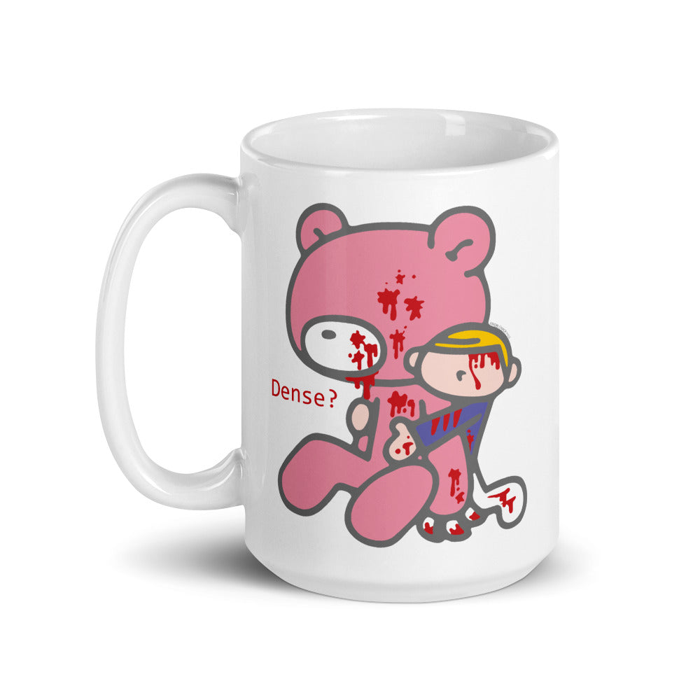 "GLOOMY BEAR Official ""Eyeless"" Mug by Mori Chack"