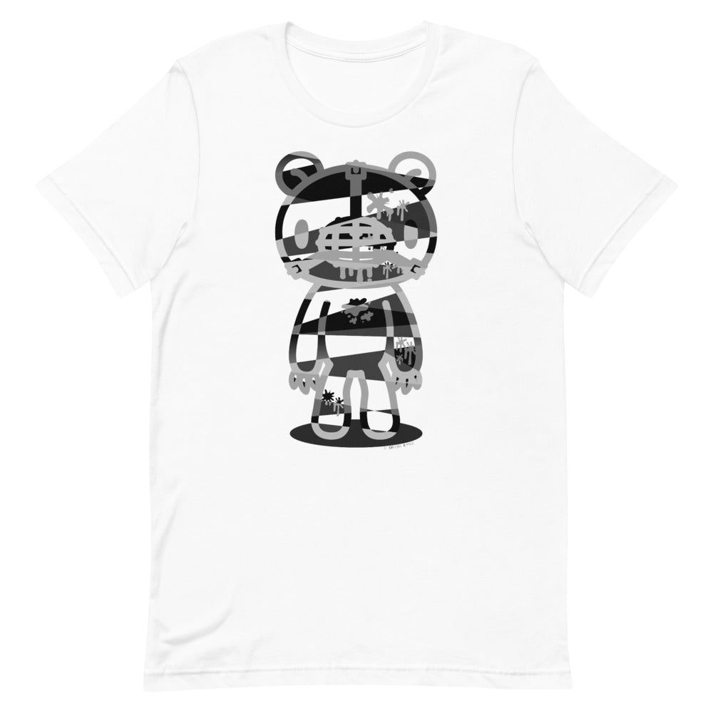"GLOOMY BEAR Official ""Mono"" T-shirt by Mori Chack"