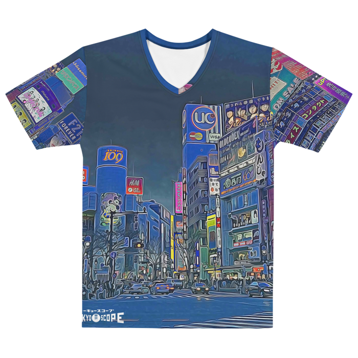 "TokyoScope CITY ""Shibuya Crossing"" Full Print Unisex T-Shirt"
