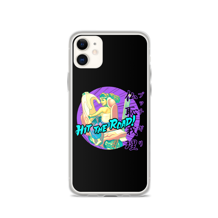 "YANKII STYLE ""Hit the Road!"" iPhone Case by Haruki Ara"
