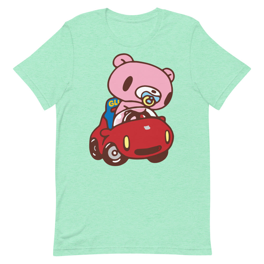 "GLOOMY BEAR Official ""Baby in Car"" T-shirt by Mori Chack"