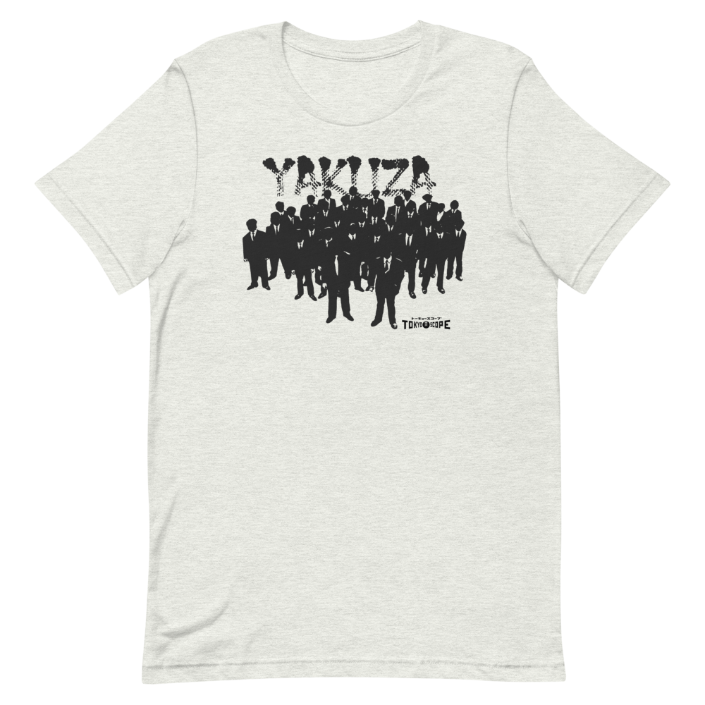 """Yakuza"" Unisex T-shirt by TokyoScope"