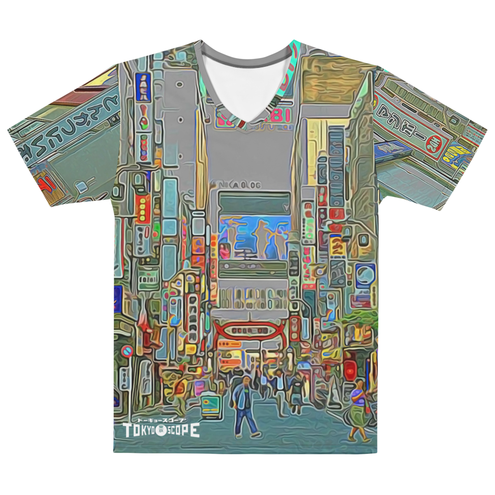 "TokyoScope CITY ""Kabukicho"" Full Print Unisex T-Shirt"