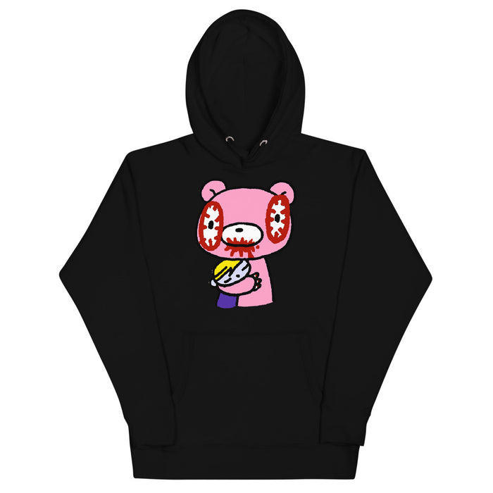 "GLOOMY BEAR Official ""Bear Hug"" Unisex Hoodie by Mori Chack"