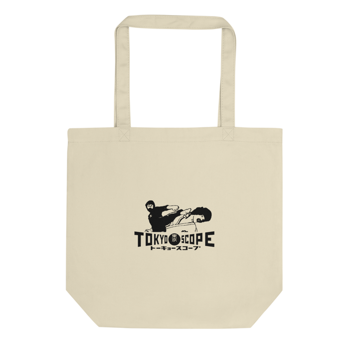 """Karate Power!"" Eco Tote Bag by TokyoScope"