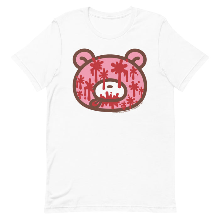 "GLOOMY BEAR Official ""Messy Face"" T-shirt by Mori Chack"