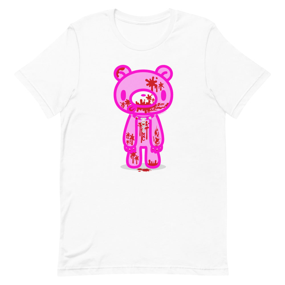 "GLOOMY BEAR Official ""Full Bloody"" T-shirt by Mori Chack"
