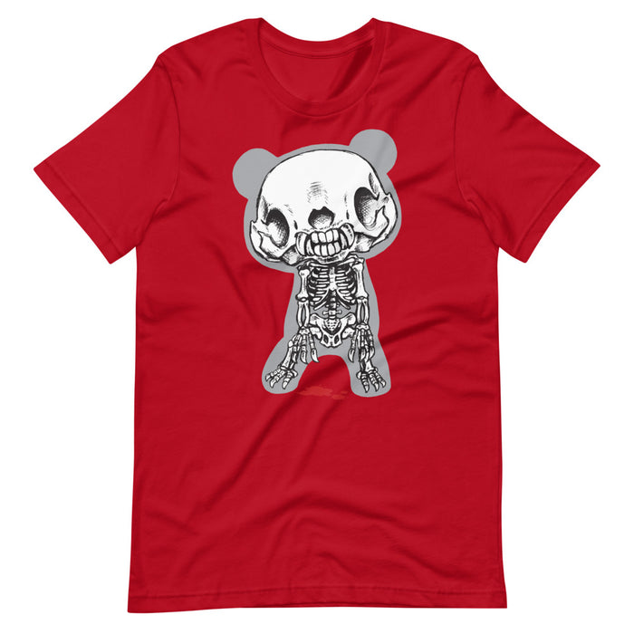 "GLOOMY BEAR Official ""GLOOMY BONES"" Unisex T-shirt by Mori Chack"