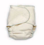 Growing Greens One-Size Fitted Cloth Diaper