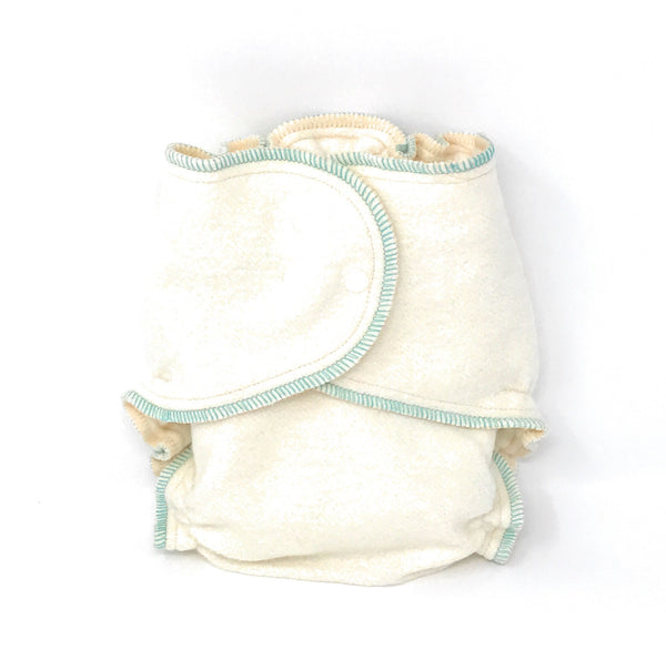 Growing Greens One-Size Fitted Cloth Diaper Irregulars