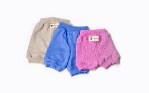 Wool Shorties Irregulars