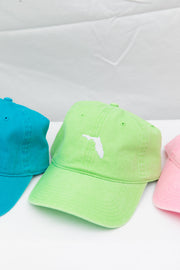 Florida Cotton Dad Hat