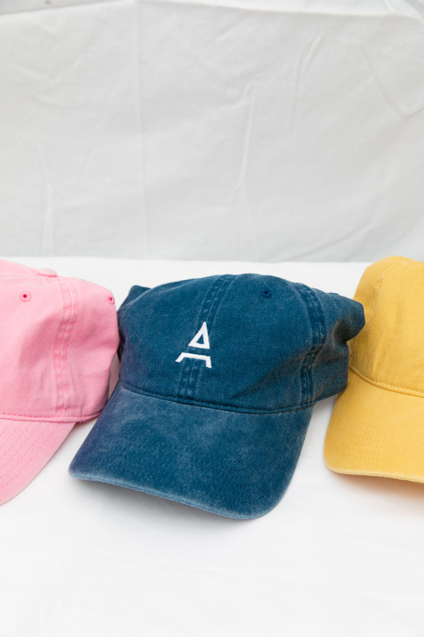 Logo Cotton Dad Hat