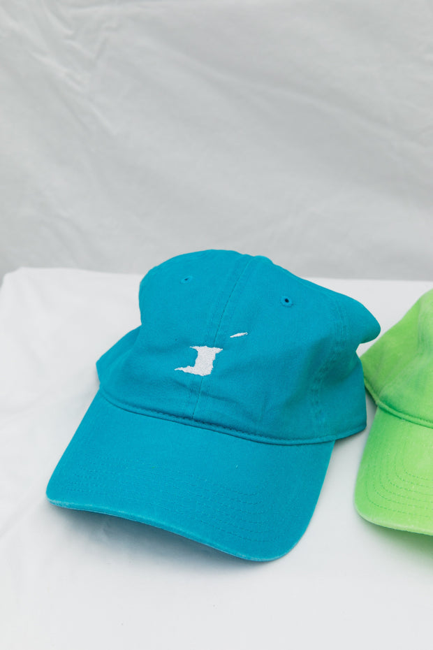 Trinidad Islands Cotton Dad Hat