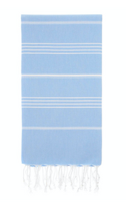 Jenna Towel - Sky Blue