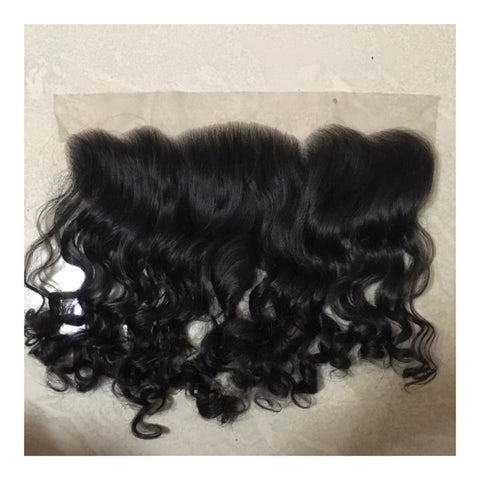 Raw Indian Frontals/Closures