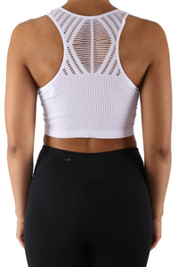 Race You There Faded Wash Sports Bra, Free Shipping!