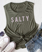 Load image into Gallery viewer, Salty Graphic Tank, Matthew 5:13, Free Shipping!
