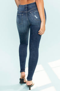 YMI Junior Denim Collection Basic Skinny Jean, Free Shipping!