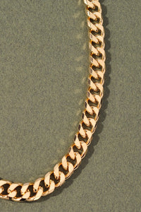 Miami Cuban Link Chain, Free Shipping!