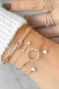 Need Your Love Bracelet Set, Free Shipping!