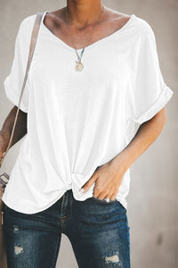 My Magical Memories V-Neck Top White, Free Shipping!