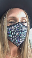 Load and play video in Gallery viewer, Sequin Face Mask, Free Shipping!