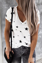 Load image into Gallery viewer, JUnder the Stars Ivory Vintage Graphic Tee, Free Shipping!