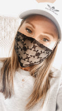 Load image into Gallery viewer, Lexy Lace Face Mask, Free Shipping!