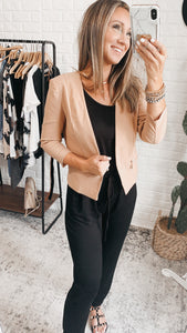 All Or Nothing Blazer, Free Shipping!